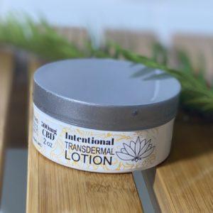 transdermal lotion